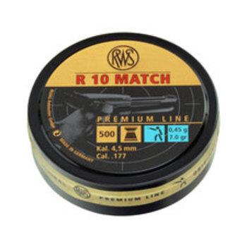 RWS RWS R10 Match .177 cal 7gr Pellets 500 Count