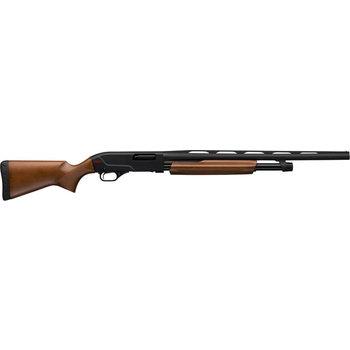 "Winchester SXP Field Youth Pump Shotgun 512367603, 20 Gauge, 22"", 3"" Chmbr, Grade I Walnut Stock, Black Aluminum Alloy Finish"
