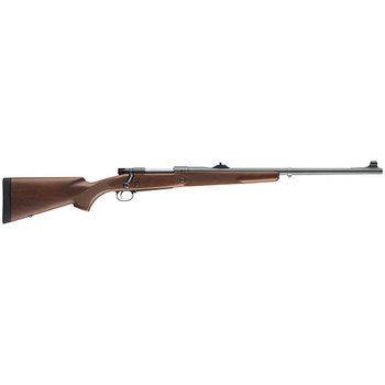 Winchester Model 70 Safari Express Bolt 416 Rem Mag 24 3+1 Grade I Walnut Stk Blued