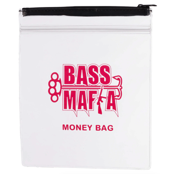"Bass Mafia Money Bag 7"" x 8"""