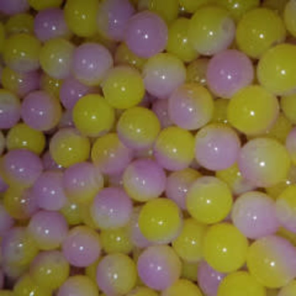 Creek Candy Beads 10mm Easter Peeps #226