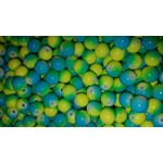 Creek Candy Beads 8mm Blueberry Lime #103