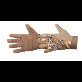 MANZELLA Bobcat Glove Realtree Xtra