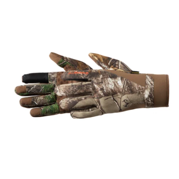 MANZELLA Coyote Touchtip Glove Realtree Xtra