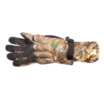 MANZELLA Grizzly Insulated Waterproof Glove,  Realtree Xtra need a glove, this little number is the one you need!