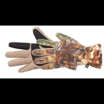 MANZELLA Hunter Insulated Glove Ameristep Doghouse Hunting Realtree Xtra