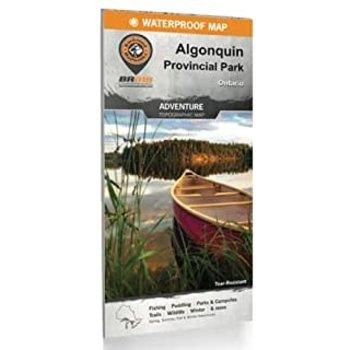 Backroad Mapbook Backroad Mapbook Algonquin Provincial Park, 4rd Edition