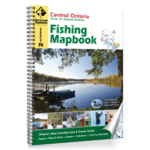Backroad Mapbook Backroad Mapbook Central Ontario Fishing 2nd Edition