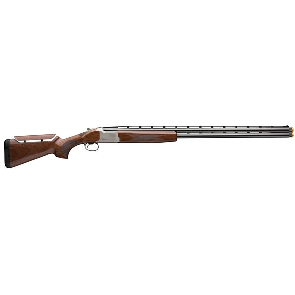 "Browning Citori CX White 12ga 32"" w/Adj. Comb Grade II Walnut Over/Under Shotgun"