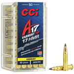 CCI A17 17HMR Ammunition