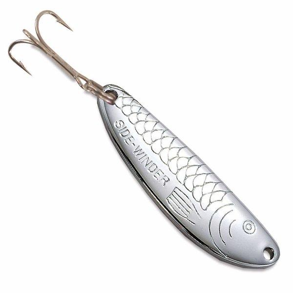 Acme Sidewinder 1/5oz Spoon. Nickel