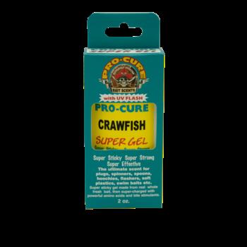 Pro-Cure  Crawfish Super Gel