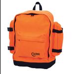 Backwoods Orange Backpack Silent Fleece, 25L