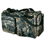 Backwoods Waterproof & Durable Duffle Bag, Pure Camo, 98L