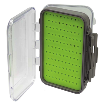 "Streamside Silicone Fly Case 4"" x 2.5"" x 1.25"""