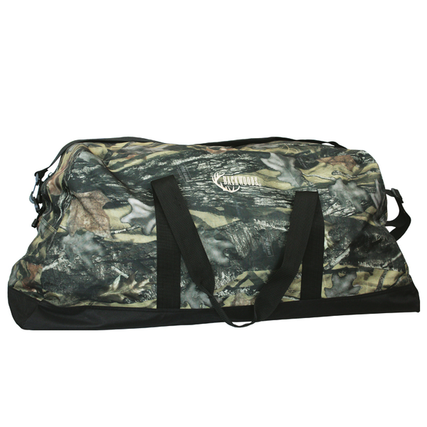 Backwoods Large Camo Duffel Bag, 160L