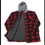 Backwoods Lumberjack Sherpa Lined Jacket, XS