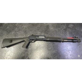 Benelli M4 Tactical 12ga w/Telescopic Stock and PG Stock