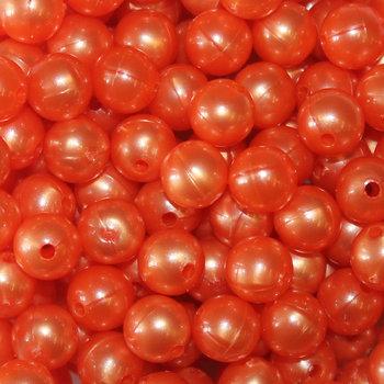 Troutbeads 10mm Orange Pearl