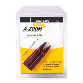 A-Zoom Snap Caps 7mm-08 2/Pk