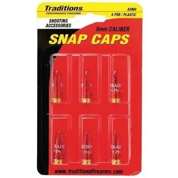 TRA SNAP CAPS 9MM 6PK