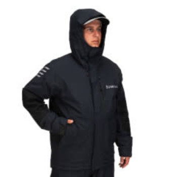 Simms Challenger Insulated Jacket, Black, 3XL