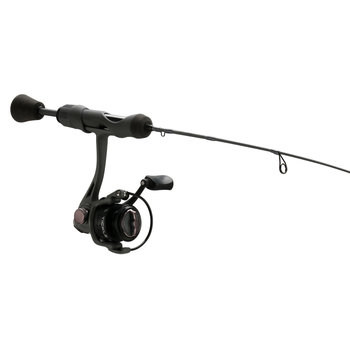 """13 Fishing Wicked Ice Stealth 28""""ML Combo"""