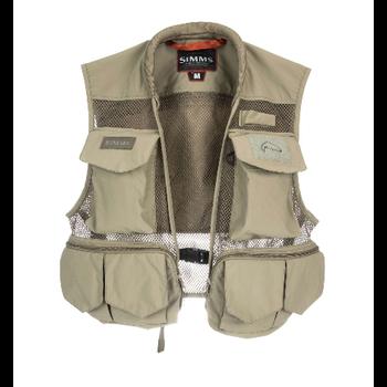 Simms Tributary Vest, Tan, XL