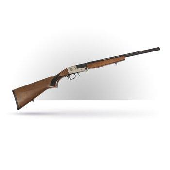 "Revolution Armory 20ga 26"" BBL Wood Stock Single Shot Shotgun"