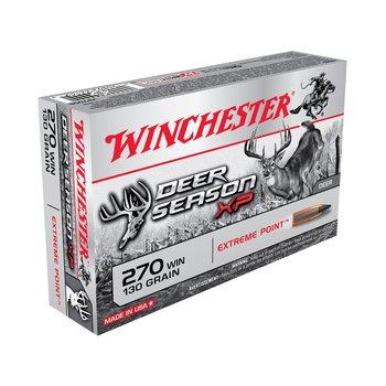 Winchester Deer Season XP 270 Win 130gr Extreme Point Ammunition