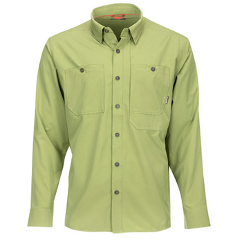 Simms Double Haul LS Shirt, Cyprus, Large