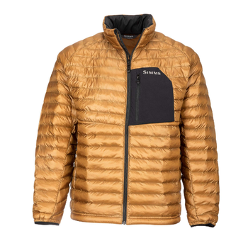 Simms Exstream Jacket, Dark Bronze, Large