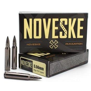 Nosler Nosler Noveske 5.56 Rem 55gr Varmageddon Ammunition