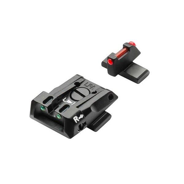 Beretta APX Adjustable Sight Set – Fiber Optic