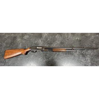 "Winchester Model 12 12ga 30"" Full Choke Pump Shotgun"