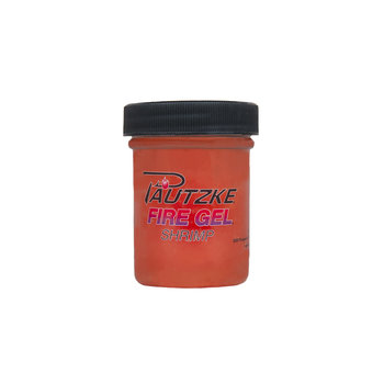 Pautzke Bait Co. Fire Gel. Shrimp 1.65oz.