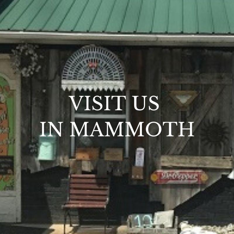 MAMMOTH SPRING