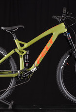 Felt 2019 Felt Decree 5 Size 18/M Full Suspension Carbon Mountain Bike SRAM NX Disc