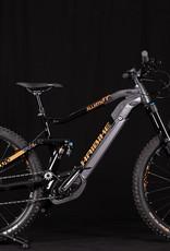 Haibike 2019 Haibike XDURO ALLMTN 6.0 eMTB Black/Titan 47 L