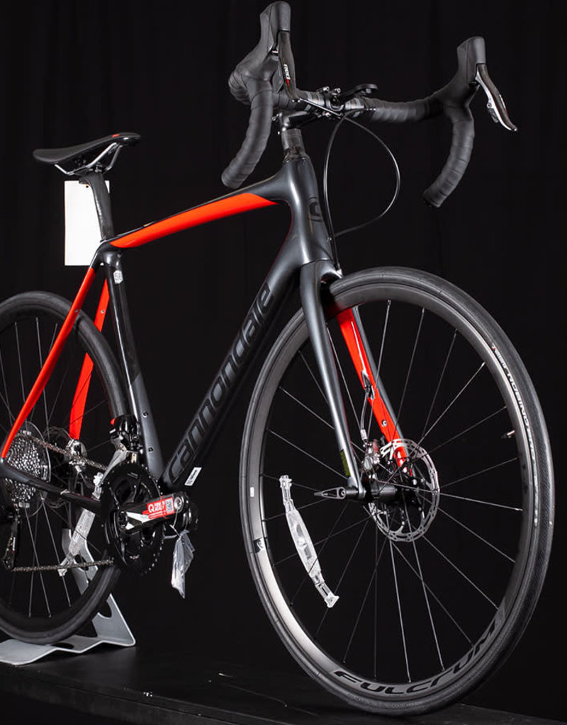 Cannondale New 2019 Cannondale Synapse Carbon Disc Red ETap Road Bike SRAM RED Size 48