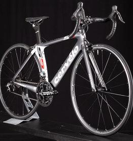 Cervelo Used 2013 Cervelo S5 Dura-Ace Di2 Carbon Road Bike Size XS