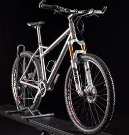 Kent Eriksen 2014 Kent Eriksen Size Large 19in Titanium Hardtail Mountain Bike with XTR Moots