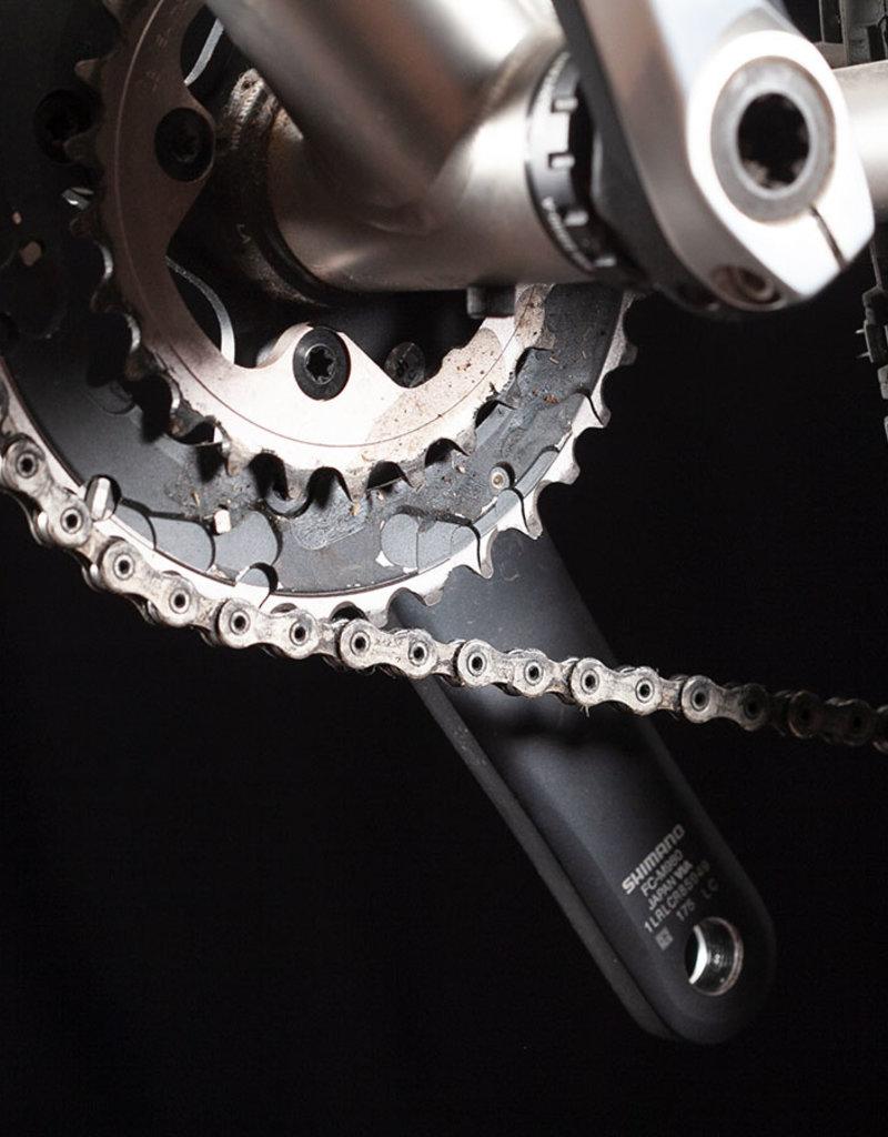 Kent Eriksen 2014 Kent Eriksen Size Large 19in Titanium Hardtail Mountain Bike with XTR Moots
