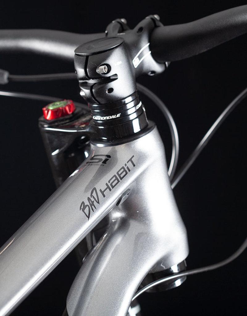 New 2018 Cannondale Bad Habit 1Size Large 27.5+ CarbonWheels, XTR