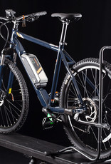 Raleigh Used Raleigh Talus iE Step Over Size Large E-Bike, dark blue, ONLY 23 MILES!
