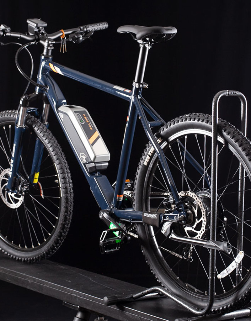 Raleigh Talus iE Step Over Size Large E-Bike, dark blue