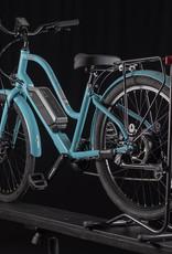 Raleigh 2019 Raleigh Special iE Step Thru E-bike, light blue