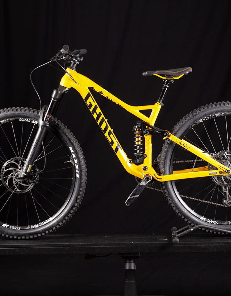 Used 2019 Ghost Slamr X 5.9 29er Mountain Bike Size S or 17in