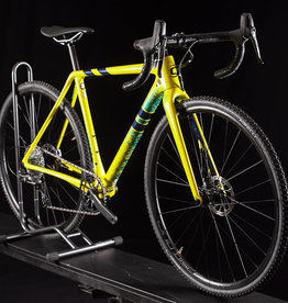 2020 Cannondale Super X Force 1 Gravel Cyclocross bike Size 51cm, Nuclear Yellow