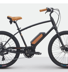 Used 2020 Raleigh Retroglide 2.0 iE Step over E-Bike, True Black